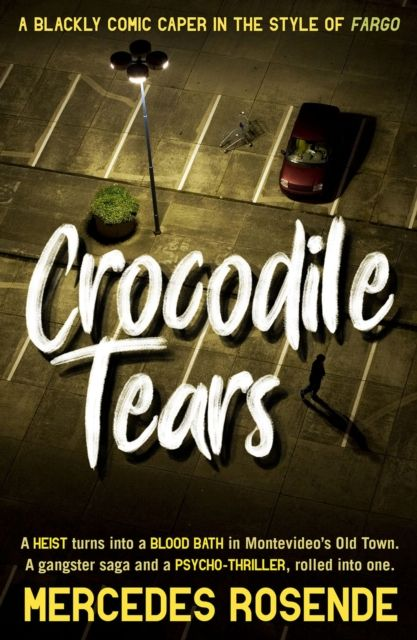 Crocodile Tears front cover